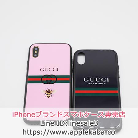 GUCCI iPhone8plusケース 動物柄