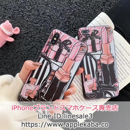 CHANEL iPhoneXs Maxケース パロディ