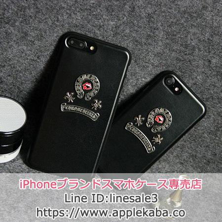 Chrome Hearts iPhone8ケース ペア