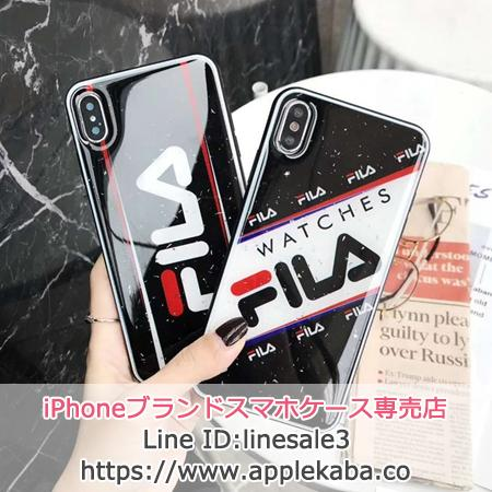 FILA iPhone xs ケース