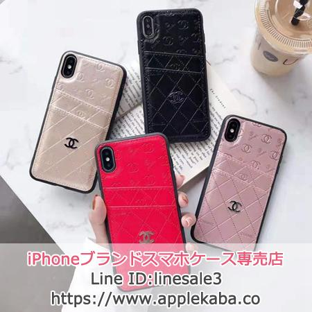 Chanel iphonexs max ケース