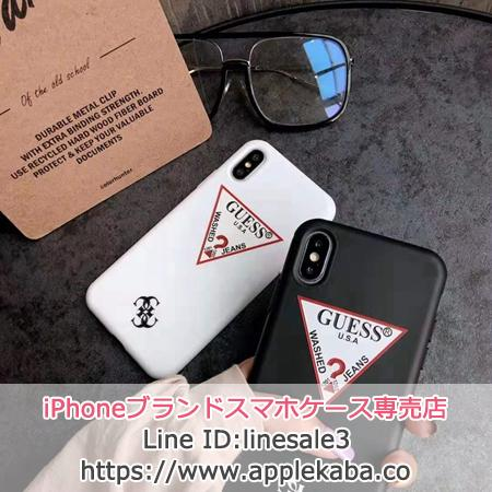 GUESS  iPhoneXS MAXケース