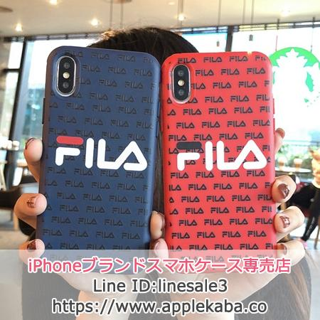 FILA iPhone XS/XS Maxケース