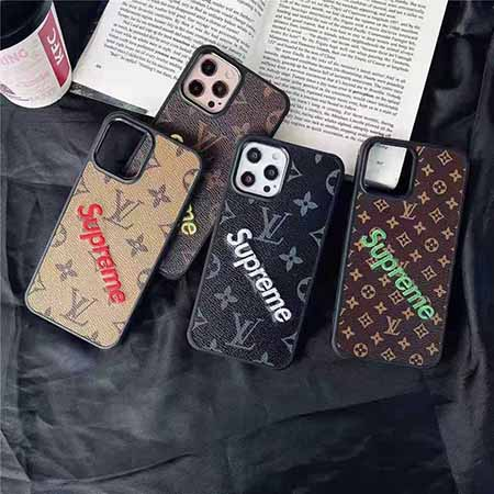 iphone12 lv supreme ケース コラボ