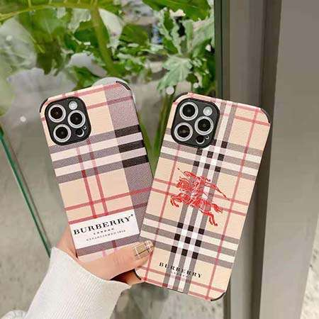 burberry iphone12miniケース カップル